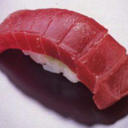 Суси из тунца, самые лакомые кусочки