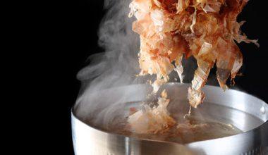 Даси – ключ к японской кухне