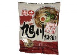 Лапша с соевым соусом «Хоккайдо ниябоси рамэн Асахикава сёю»